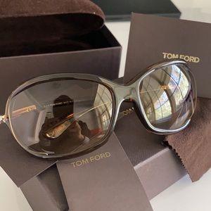 TOM FORD Sunglasses Jennifer FT 0008